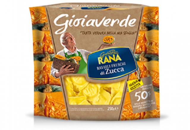 Rana Gioiaverde sütőtökös friss ravioli 250g