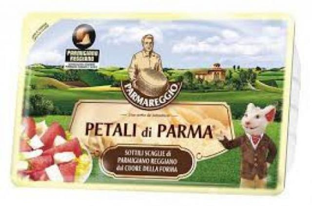 Parmeggiano Reggiano parmezán pehely 100g