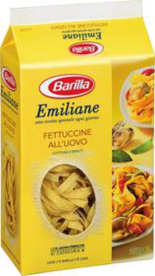 Barilla emiliane fettuccine tészta 250g