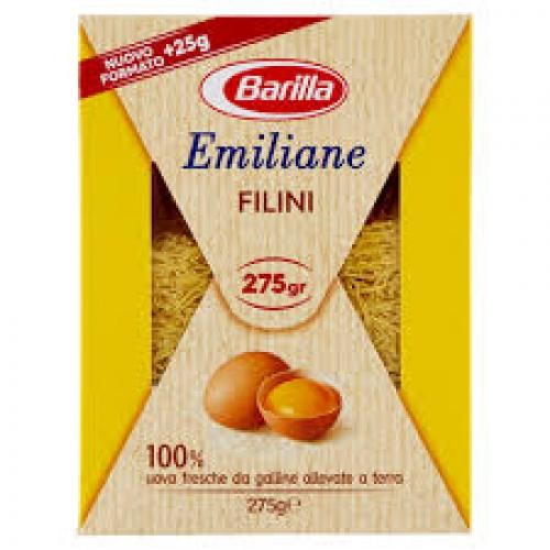 Barilla emiliane Filini tészta 275g