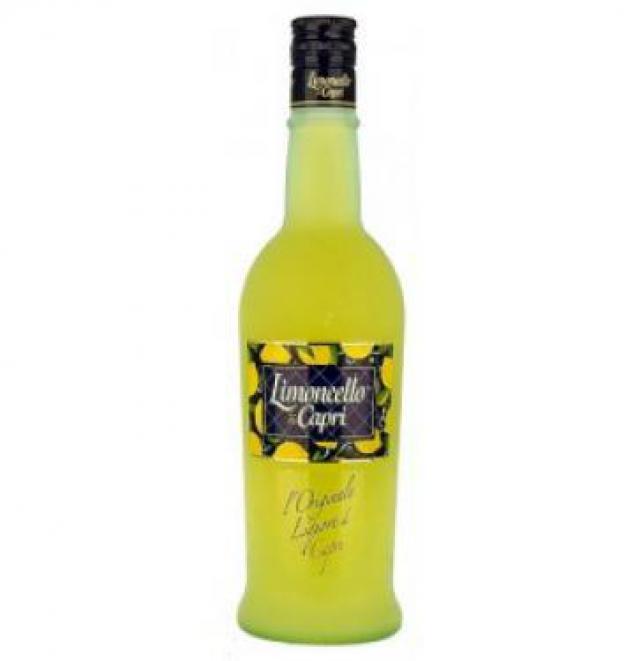 Capri limoncello likőr  1l