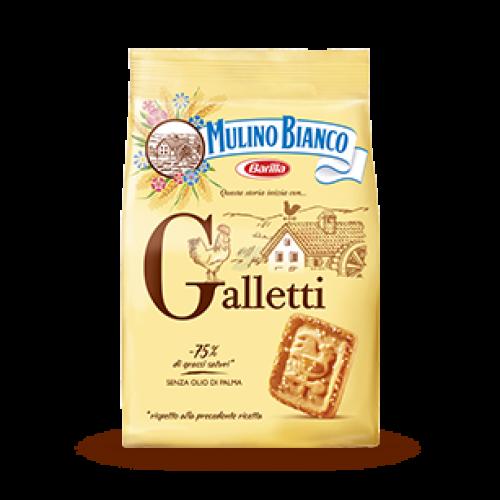 Mulino Bianco Galletti keksz 350g