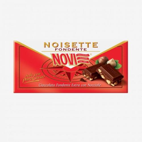 Novi étcsokoládé extra mogyoróval 100g