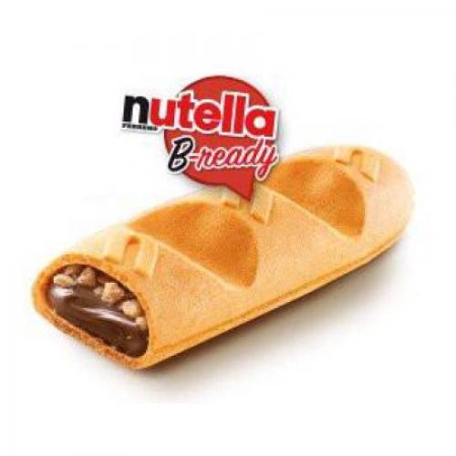 Nutella B-ready nutellával töltött ostya 19g