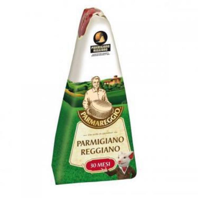 Parmigiano Reggiano 30 hónapig érlelt parmezán sajt 250g