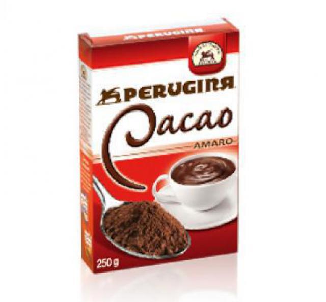 Perugina kakaópor cukor nélkül 75g