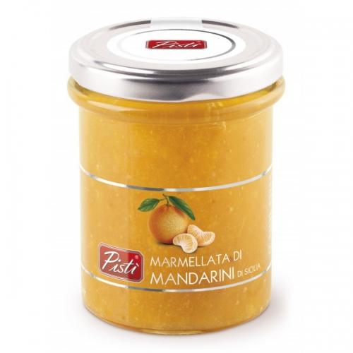 Pisti szicíliai mandarin lekvár 210g
