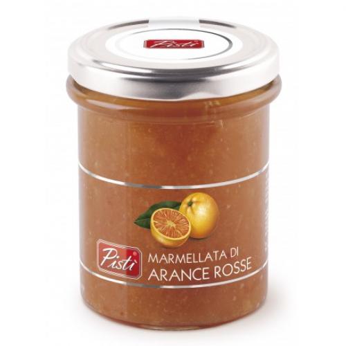 Pisti szicíliai vörös narancs lekvár 210g