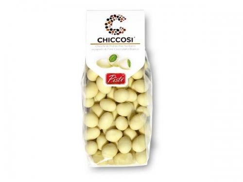 Pisti pisztácia fehércsokoládéban 200g