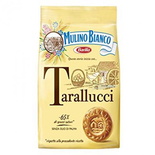 Mulino Bianco Tarallucci keksz 350g